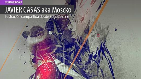 Ilustración. Dream de JAVIER CASAS aka Moscko