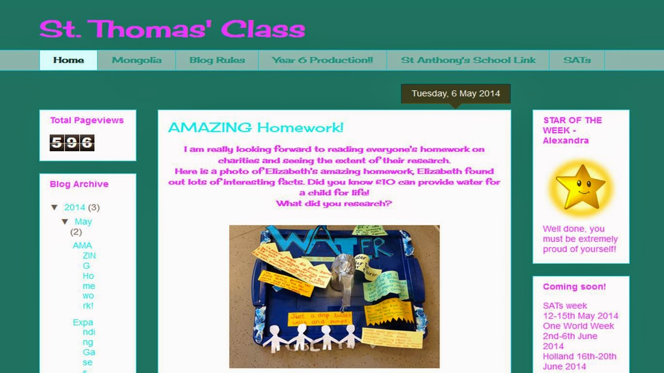 http://stthomasclass.blogspot.co.uk/