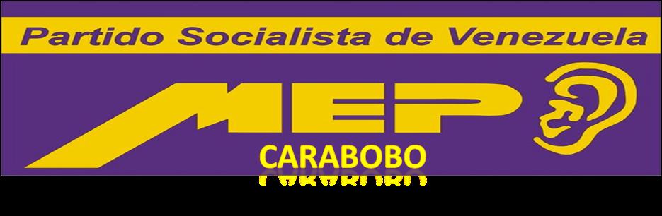 MEP PARTIDO SOCIALISTA DE VENEZUELA