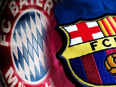 Bayern vs Barcelona vivo
