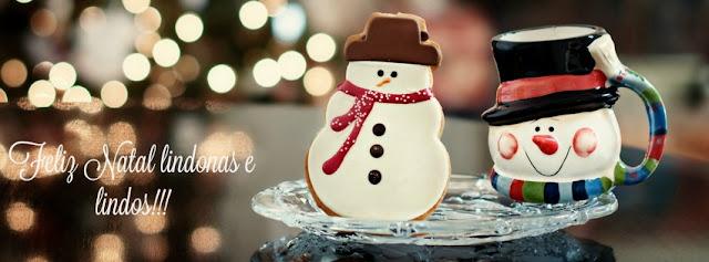 Feliz Natal Lindonas!!!