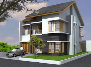 Gambar Desain Dan Harga Rumah Minimalis Modern Type 36