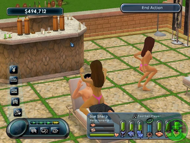 Playboy The Mansion Free Download PC Games