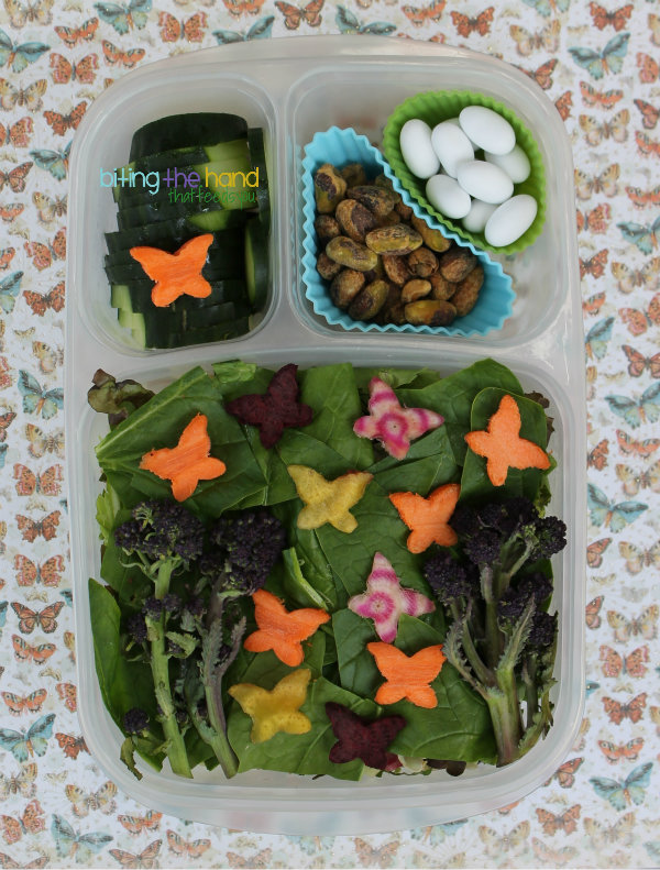 Healthy Fun Salad for Mama