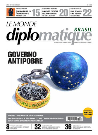 Le Monde Diplomatique - Agosto de 2016
