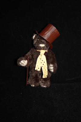 Мишка-тедди 'Франт'