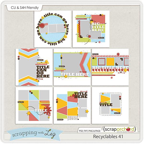 http://scraporchard.com/market/Recyclables-41-Digital-Scrapbook-Templates.html