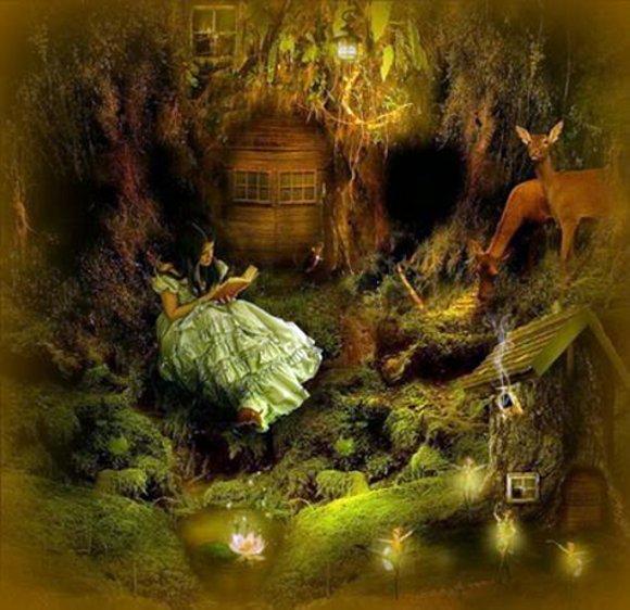 Eljardinencantado el jardin m gico de bruno torf for El jardin magico