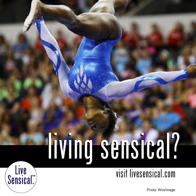 Simone Biles seems to livesensical.com... The 18-year-old Texan earned 62.400 points, nearly two full points clear of Douglas. Maggie Nichols took the all-around bronze, edging Bailie Key. Aly Raisman, also competing for the first time on home soil since before the London Games, was fifth.