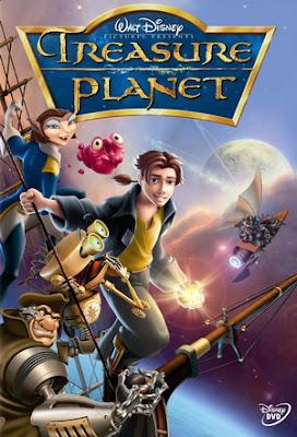 ผจญภัยล่าขุมทรัพย์ดาวมฤตยู : Treasure Planet (2002) - ดูหนังออนไลน์ | หนัง HD | หนังมาสเตอร์ | หนังใหม่ | ดูหนังฟรี