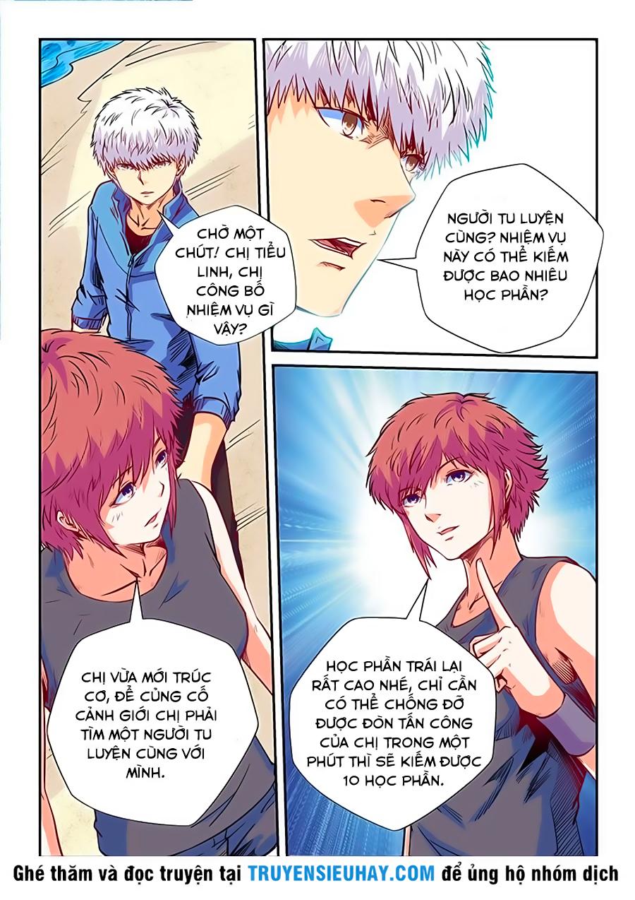 Tu Chân Tứ Vạn Niên Chap 138 Upload bởi Truyentranhmoi.net