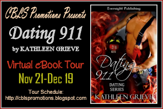 GUEST POST + GIVEAWAY WITH KATHLEEN GRIEVE AUTHOR OF DATING 911