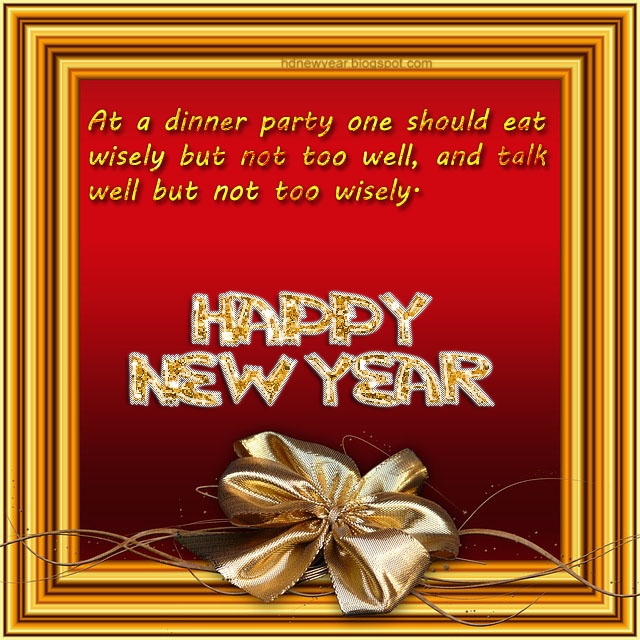 Happy New Year Quotes 2016 in Frames