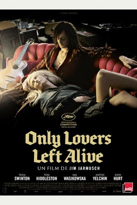 Only Lovers Left Alive 2014 Truefrench French Film