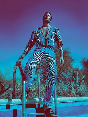 Ryan Barrett by Mert & Marcus for Versace Man Spring 2012-5
