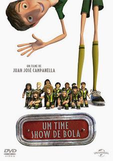 Filme Poster Um Time Show de Bola DVDRip XviD Dual Audio & RMVB Dublado