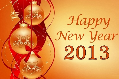 Happy New Year 2013 Wallpapers: Happy New Year Wishes Photos ...