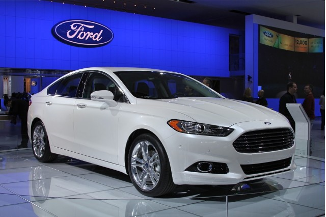 Ford Will Boost Production of Ford Fusion