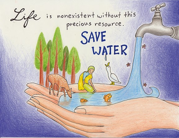 100 Best Save Water Slogans and Quotes with Poster and HD Images