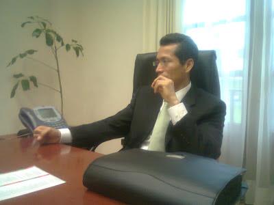 EL DR LUIS VIDEGARAY NOMBRA AL NUEVO TITULAR DEL SAT