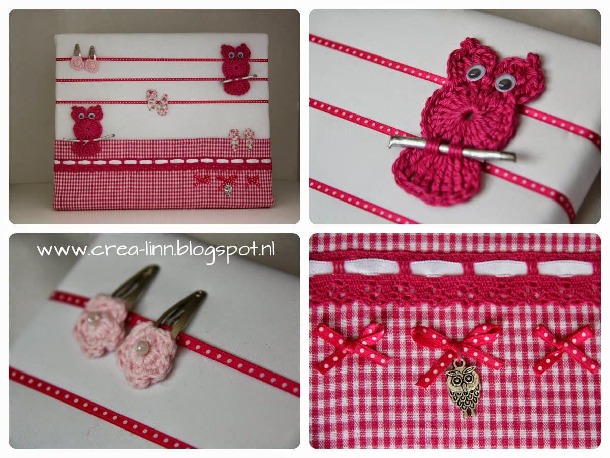 Linn creatief gemaakt voor een lief klein meisje - Bed voor een klein meisje ...