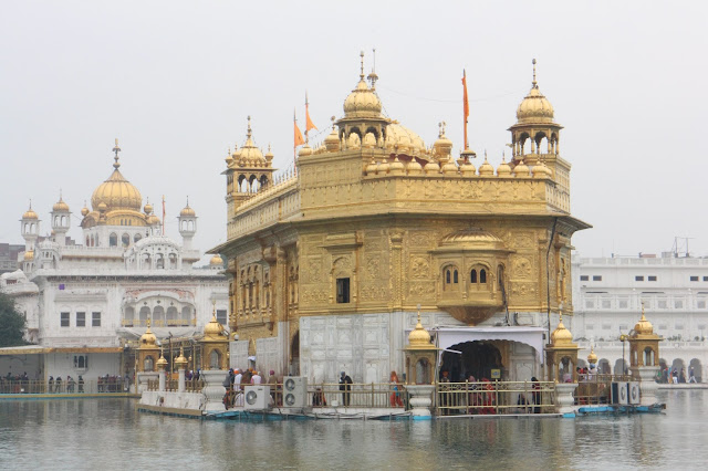 Amritsar, Punjab, India, Travel, Travelogue, Heritage, UNESCO World Heritage site, Golden Temple, Harmandir Sahib, Darbar Sahib, Gurudwara, Sikh, Sikhism, Wagah Border, Sikh holy place,