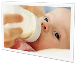 الرضاعة الصناعية ،كيف أحضر وجبة طفلي بإستعمال وعاء للمزج