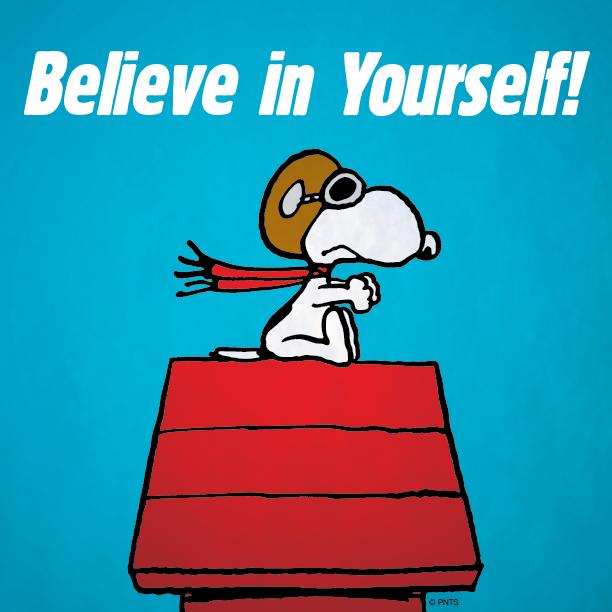 Usko itseesi!!