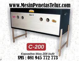 Mesin Penetas Bebek : C200
