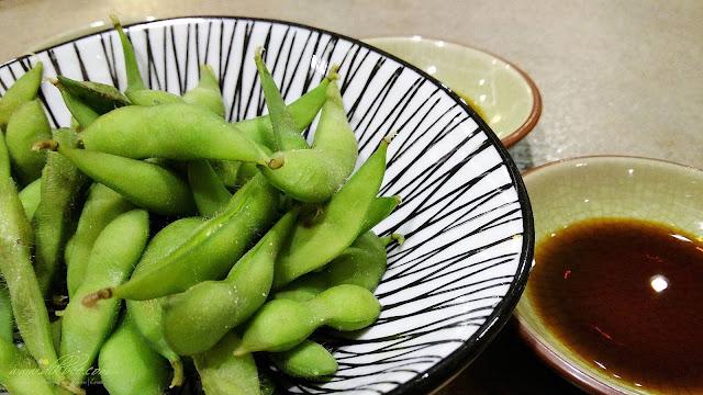 Makanan Jepun Yang Sedap Di Restoran Kazumi