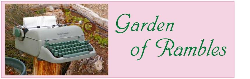Garden of Rambles