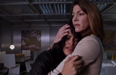 Heroes Reborn 1x12 Company Woman Taylor Erica