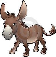 cerita anak keledai yang cerdik