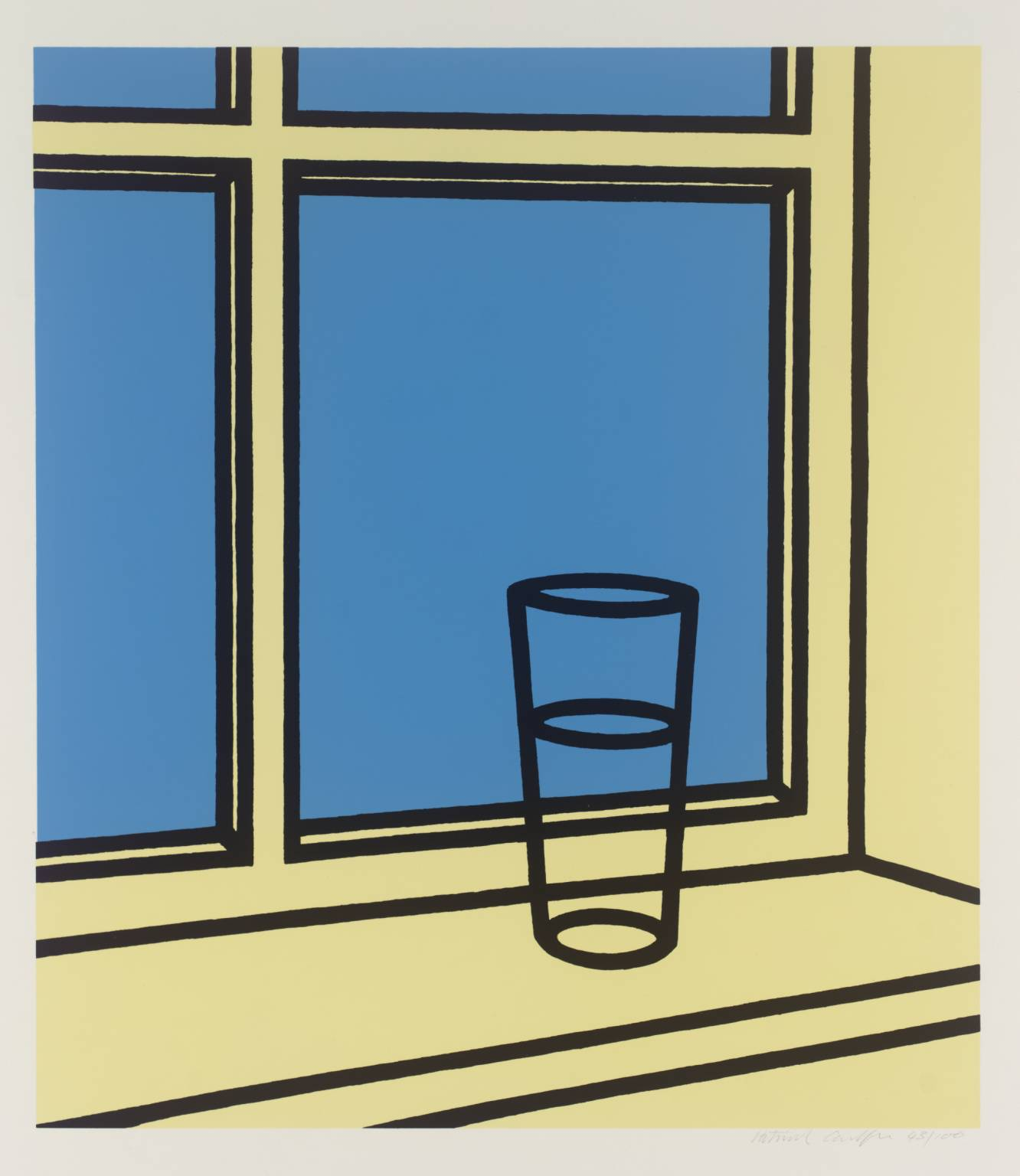 ART & ARTISTS: Patrick Caulfield - part 4