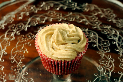 Espresso cupcake buttercream