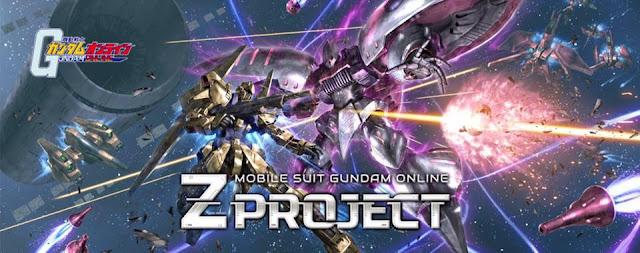 GUNDAM Online Z Project