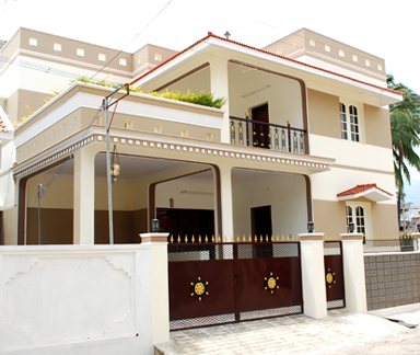 S v builders and interiors pallikaranai chennai for Window design for house in india