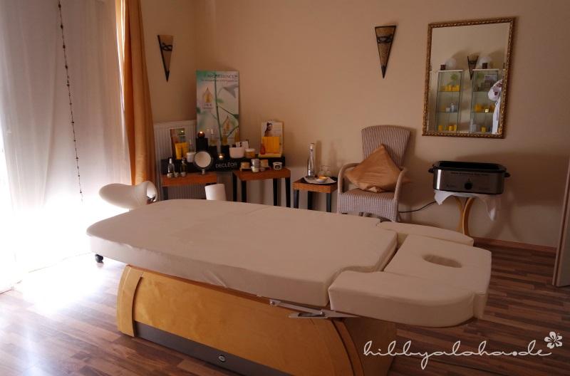Massageraum Einrichten kleine auszeit vom alltag - entspannen im maravilla | hibbyaloha