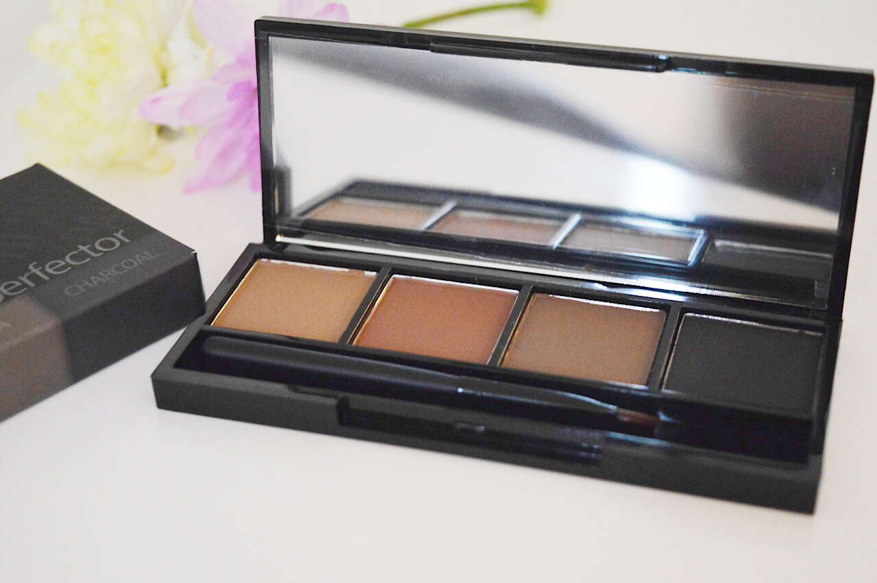 Hi Impact Brows Eyes and Brow Palette review, beauty bloggers, FashionFake
