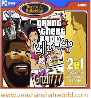 Download gta killer kip