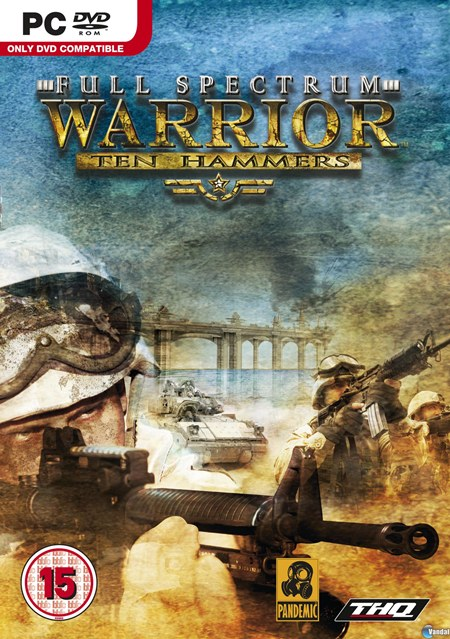 Full Spectrum Warrior Ten Hammers [PC Full] ISO [DVD5] Pocos Recursos
