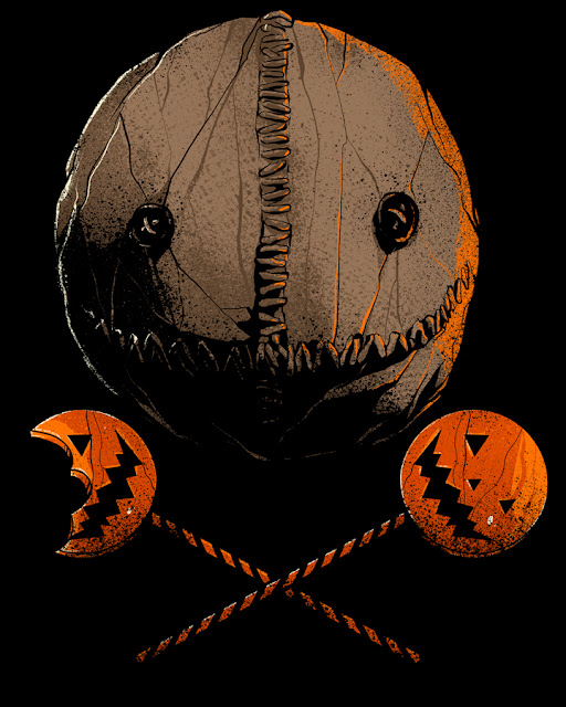 Trick r Treat t-shirts