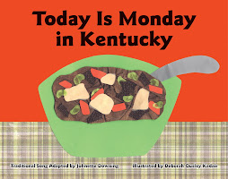 Today is Monday In Kentucky  Book Cover