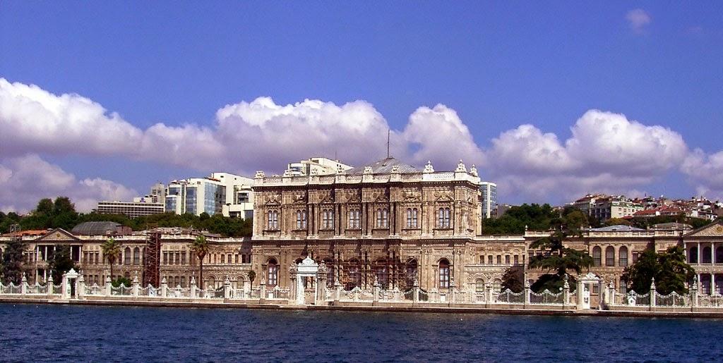 تعرف علي القصور العثمانيه في اسطنبول