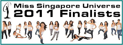 miss singapore universe 2011 finalists video