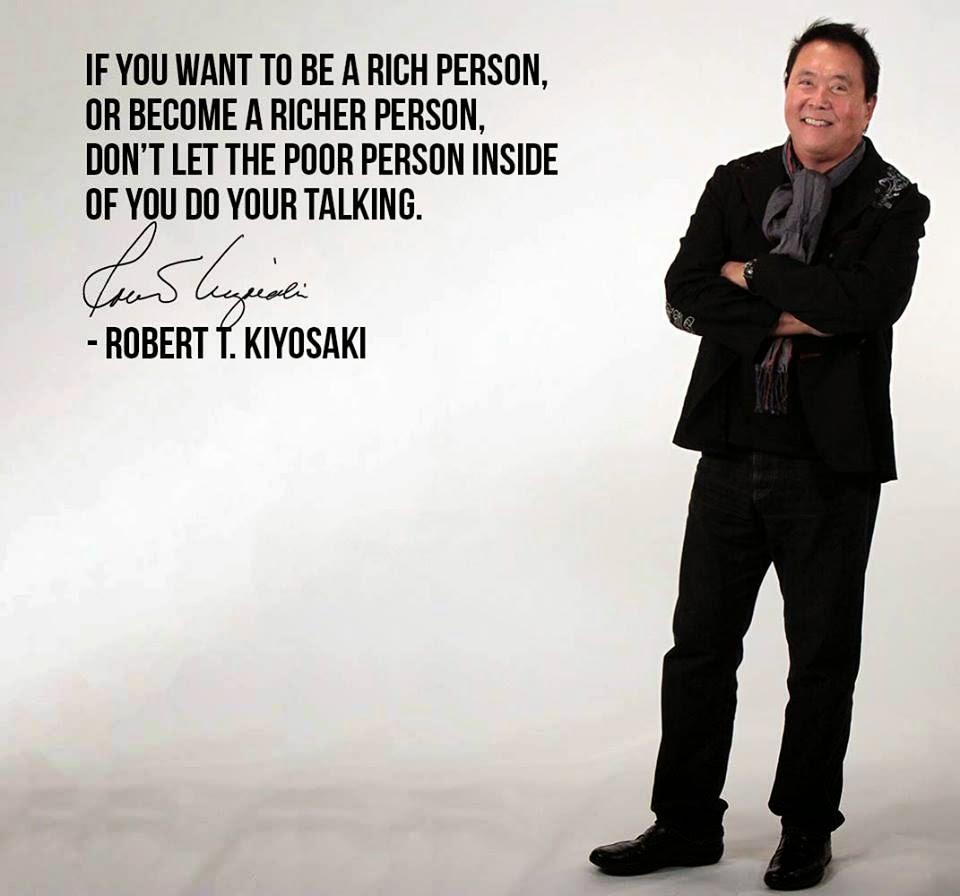 By Robert Kiyosaki Quotes. QuotesGram