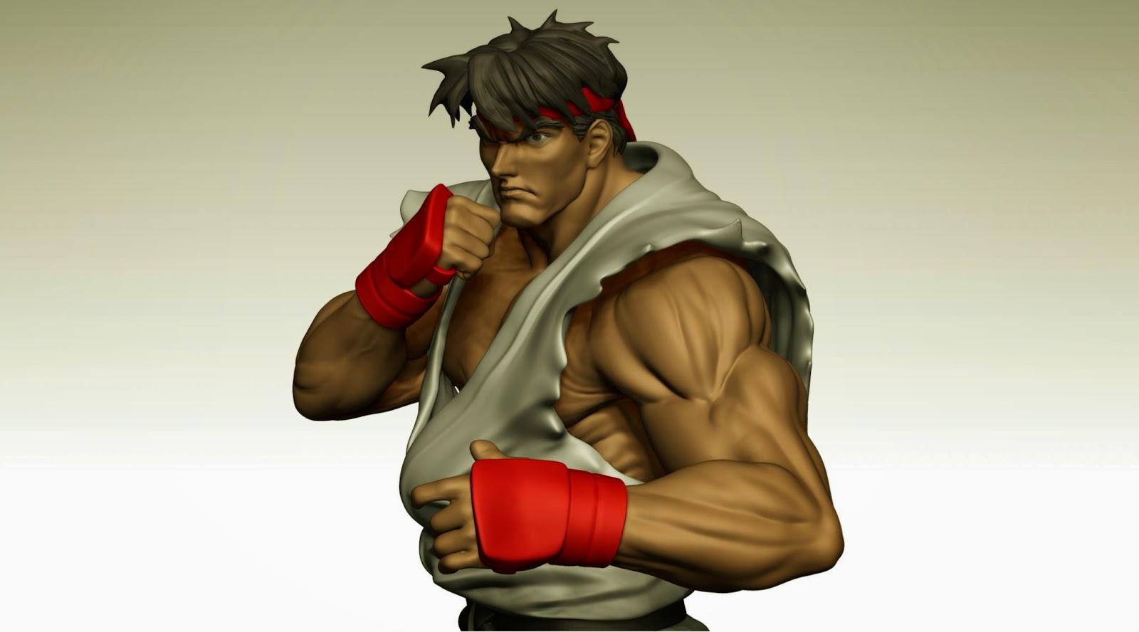 Ryu della PrototypeZ Studios