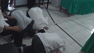 Pingsan Dan Sujud Syukur Warnai Pengumuman Pembatalan Putusan KPU Oleh Panwaslu Pemalang