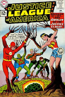 Justice League of America #9 comic cover