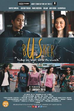 11 JANUARI 2018 - BUSKER (MALAY)